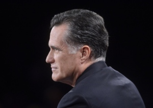 Mitt Romney: attacks from his own party. Picture: Getty