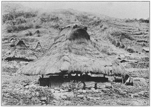 Igorrote Dwelling