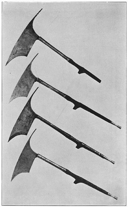 Igorrote Head Hunting Axes